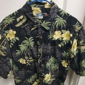 Quicksilver Edition Cotton Island Shirt